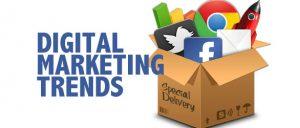 digital marketing trends and social media trends