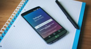 instagram tips for business pencil and graph paper