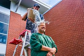 ALS ice bucket challenge is a form of UGC